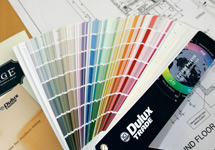 Colour in paint specification