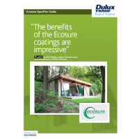 Ecosure Specifier Guide