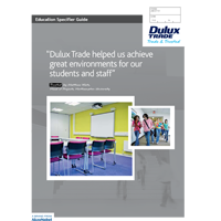 Dulux Trade Education Specifier Guide