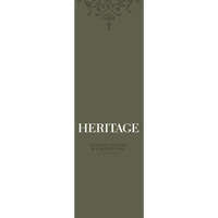 Heritage Colour Card