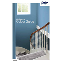 Dulux Trade Professional Colour Guide