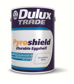 Dulux Trade paint expands specialist flame retardant range