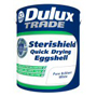 Dulux Trade Sterishield Quick Drying Eggshell