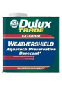 Dulux Trade Weathershield Aquatech Preservative Basecoat+ (BP)
